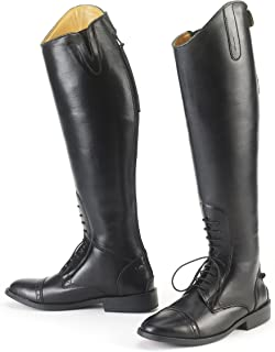 EquiStar Ladies A/W Field Boot 7.5 X-Wide