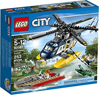 LEGO City Police Helicopter Pursuit (Discontinued by manufacturer)