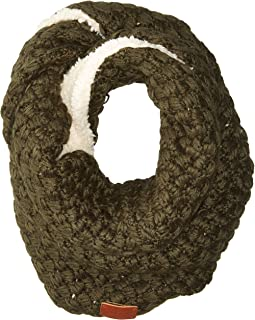 basket weave infinity scarf