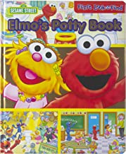 Sesame Street - Elmo's Potty Book - First Look and Find - PI Kids