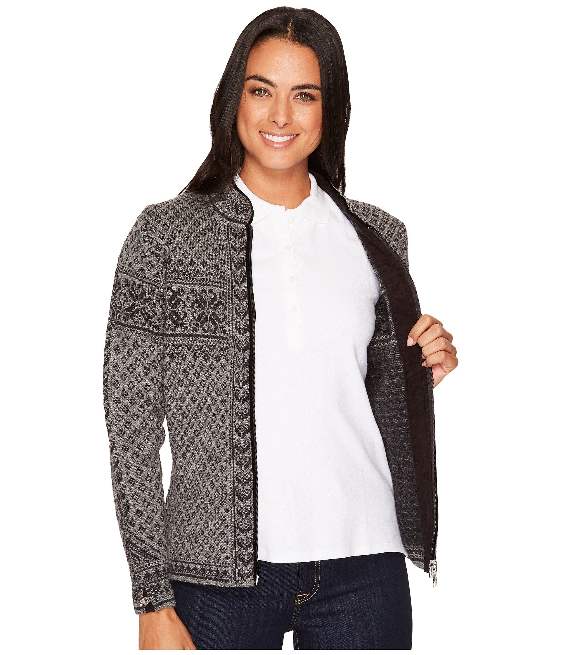 Of dark Sunniva Jacket E smoke Charcoal Norway Dale AOqzUwgz