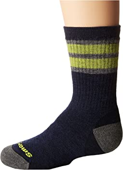 Smartwool - Striped Hike Medium Crew 3-Pack (Little Kid/Big Kid)