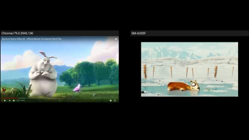 『ScreenCast - Miracast and Google Cast Receiver』の11枚目の画像