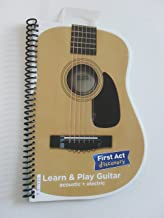 First Act Discovery Learn & Play Guitar Acoustic + Electric