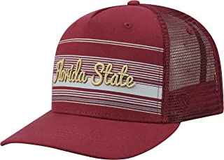 brand new c3f58 4b104 Top of the World Florida State Seminoles Official NCAA Adjustable 2Iron  Trucker Mesh Hat Cap 394473