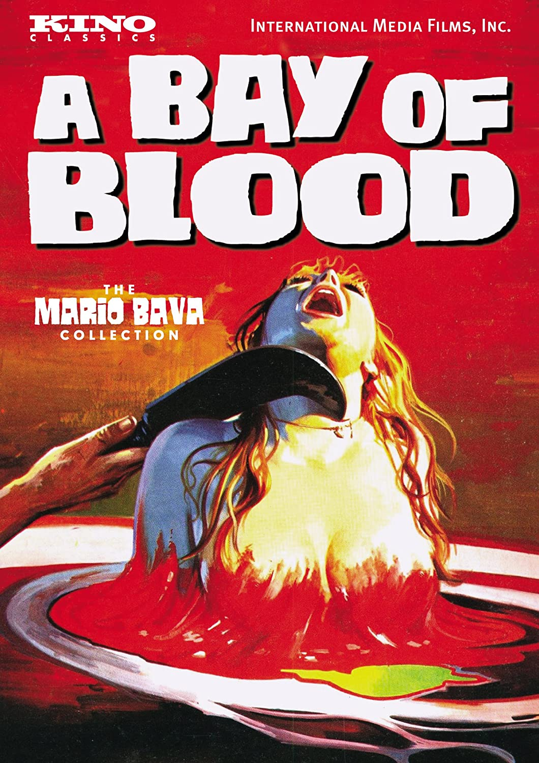 Nippon Super special price regular agency Bay of Blood: Kino Classics Remastered Edition