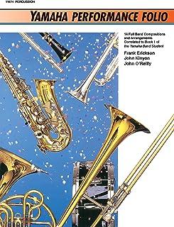 Yamaha Performance Folio: Band Supplement