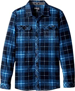 O'Neill Kids - Glacier Plaid Woven (Big Kids)