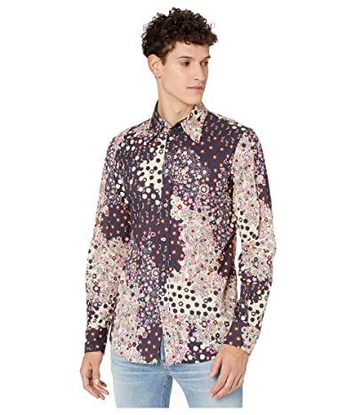 DSQUARED2 Floral Print Shirt (Multi) Men