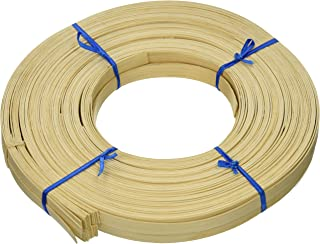 Commonwealth Basket 12FC Flat Reed 1/2-Inch 1-Pound Coil, Approximately 185-Feet