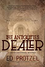 The Antiquities Dealer (A David Greenberg Mystery Book 1)
