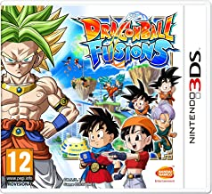 Dragonball Fusions (Nintendo 3DS)