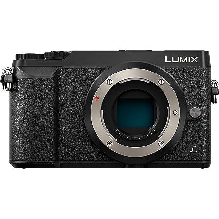 Panasonic Lumix G Dmc Gx80eg K Systemkamera Schwarz Kamera