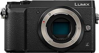 Panasonic Lumix DMC-GX80EG - Cámara Digital 16 MP 4592 x 3448 Pixeles Live Mos 4K Ultra HD Pantalla Táctil Cuerpo MILC 16 MP 4/3 Negro (Versión Importada)