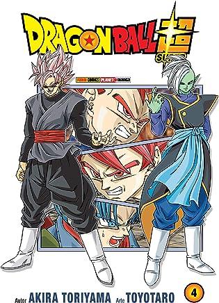 Dragon Ball Super - Volume 4