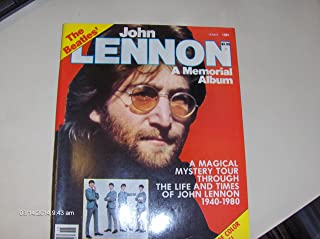 John Lennon, A Memorial Album, A Magical Mystery Tour through the Life and Times of John Lennon, 1940-1980