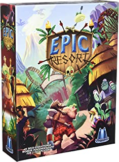Epic Resort 2Nd Edition Board Game