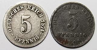 2 pfennig 1874