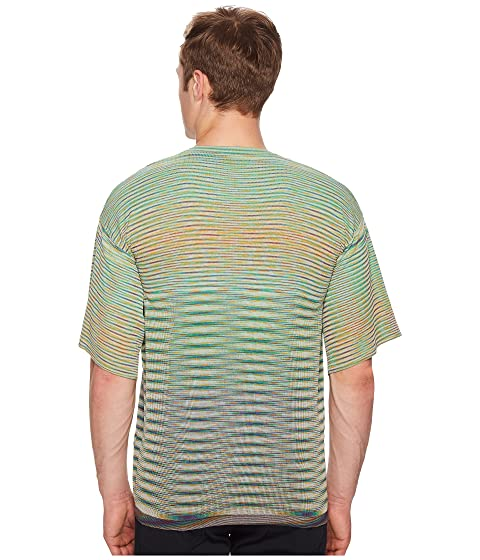 Pima Oversized T Cotton Missoni Shirt Bvqw75px