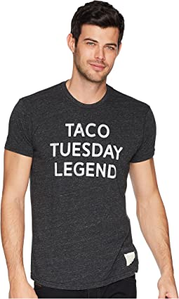Taco Tuesday Legend Tri-Blend Tee