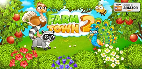 『Farm Town: villa for friends』のトップ画像
