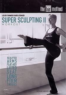 The Bar Method Super Sculpting II Workout
