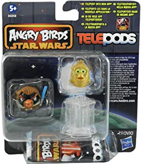 Angry Birds Star Wars Telepods (2 Figures & Telepod) - Random Selection