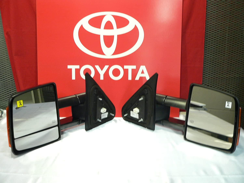 Super intense SALE Toyota Tundra Power Mirror Towing Ranking TOP19 Set