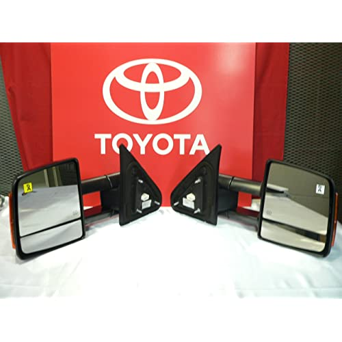 Toyota Tundra Power Towing Mirror Set