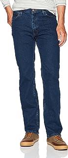 Wrangler Men's Regular Fit Comfort Flex Waist Jeans