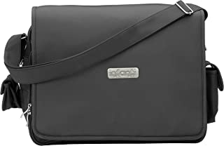 Ryco Deluxe Everyday Messenger Bag (Black)