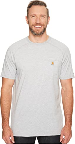 Carhartt - Big & Tall Force Cotton S/S T-Shirt