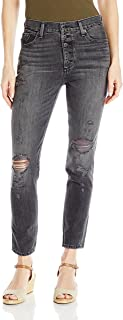 Lucky Brand Women's High Rise Bridgette Skinny Jean in Crash