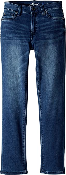 7 For All Mankind Kids - Denim Jeans in Alpha (Big Kids)