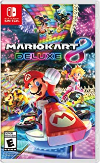 Mario Kart 8 Deluxe (Nintendo Switch) - UAE Version