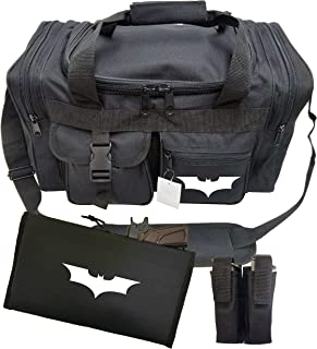 Tactical Duffel Bag Gun 17 Inches Range Bag Gym Shooters Pistol Bag