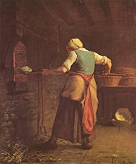 Best millet woman baking bread Reviews