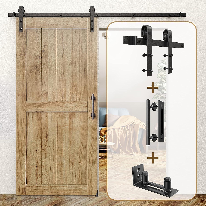 Selling ROOMTEC Sliding Barn Door Hardware 12