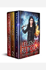 Legends Reborn: The Complete Series Kindle Edition