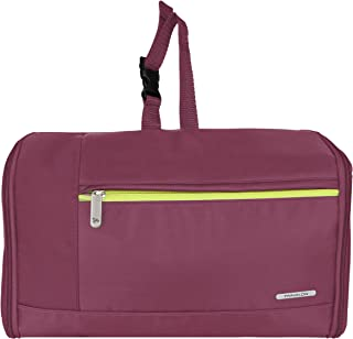 Travelon Flat-Out Toiletry Kit, Plum