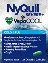Best nyquil severe dosage Reviews