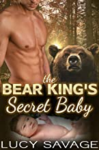 The Bear King's Secret Baby: A Paranormal Pregnancy Romance (Shifting Desires Book 2)