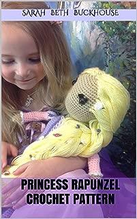 rapunzel crochet pattern
