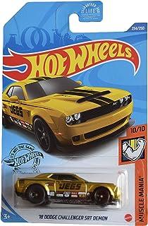 Hotwheels Super Treasure Hunt '18 Dodge Challenger SRT Demon