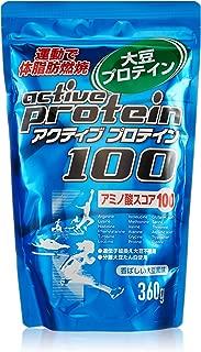 オリヒロ アクティブプロテイン100 大豆風味