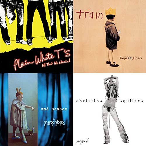 Relaxing 2000s Pop by Alicia Keys, Train, Sara Bareilles