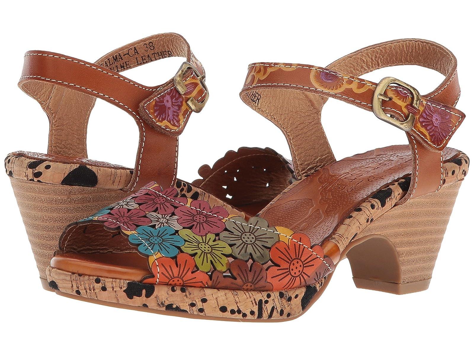 L'Artiste by Spring Step ZalmaAtmospheric grades have affordable shoes