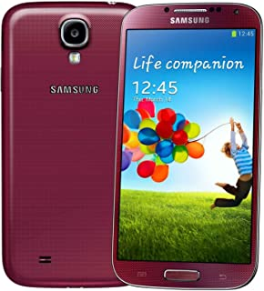 New Samsung Galaxy S4 S IV GT-i9505 13MP 4G (FACTORY UNLOCKED) 16GB Red Phone My GN & Fast Shipping