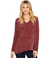 ROMEO & JULIET COUTURE - Oversized Zipper Detail Sweater