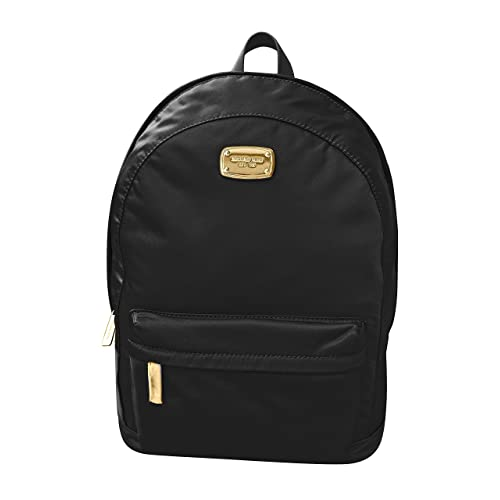 bff0ba350092 Michael Kors Jet Set Large Nylon Backpack with Leather Straps
